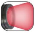 linterna subacuática Bigblue MollyPlata IV AL1800XWPII