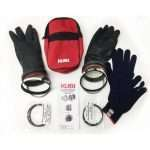 Kit completo guantes secos Kubi