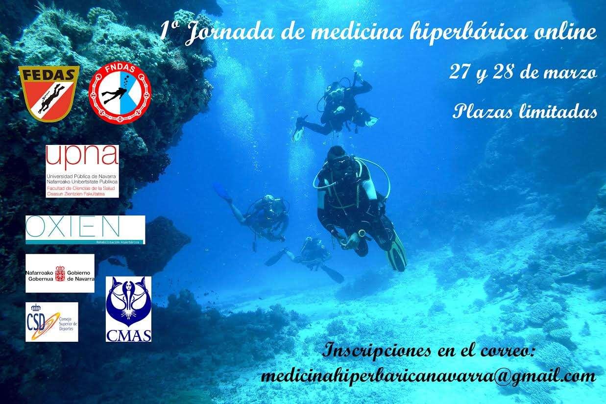 Jornadas de medicina hiperbárica